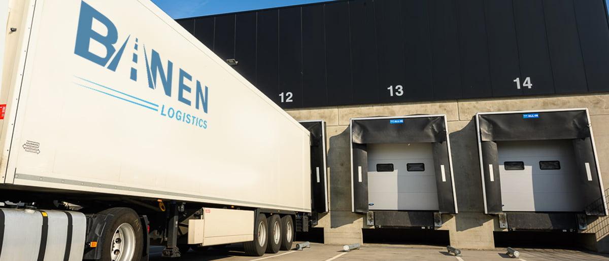 vrachtwagen banen logistics